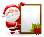 Santa Message Board